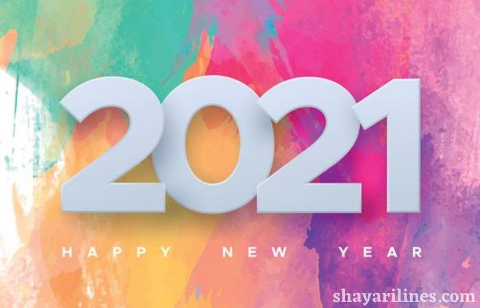 new year shayari in hindi urdu english
