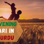 *New* Good Evening Shayari in Hindi (Love Poetry Quotes, Status Images)