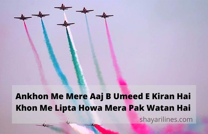 desh bhagti or waten se mohbat shayari sms