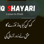 *LATEST* Ishq Shayari In Hindi (Hubby Wife Poetry, GF/BF Quotes, SMS, Status)