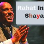 **LATEST** Rahat Indori Shayari in Hindi (Famous Poet Shayari, Images, Text)