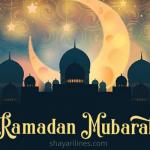 *New* Ramzan Mubarak Shayari in Urdu (Poetry Status, SMS)